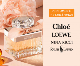 Imagem da campanha Perfumes e Fragâncias aos Melhores Preços