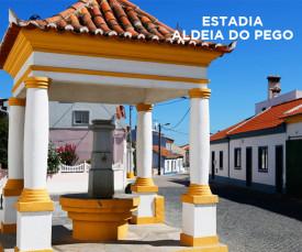 Imagem da campanha Aproveite uma estadia na natureza na Aldeia do Pego