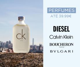 Imagem da campanha Perfumes até 39,99€