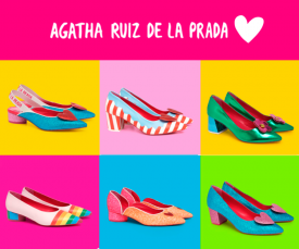 Agatha Ruiz de la Prada Shoes