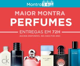 Perfumes MAIOR CAMPANHA 72H