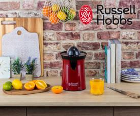Imagem da campanha RUSSELL HOBBS! Especial dia da mãe