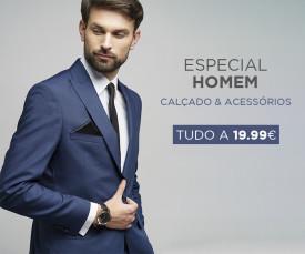 Imagem da campanha Especial Homem tudo 19,99€
