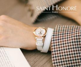 Imagem da campanha Saint Honoré Paris