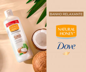 Imagem da campanha O Seu Momento: Rotina Banho Relaxante