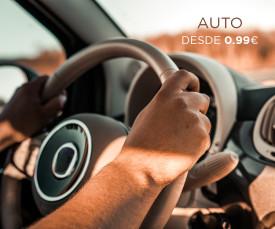 Imagem da campanha Especial Auto desde 0.99eur