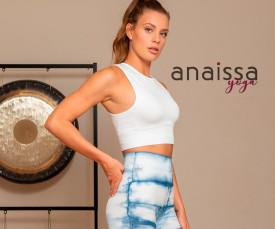 Imagem da campanha Anaissa Sportswear