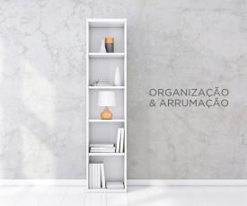 Imagem da campanha Especial Organização e Arrumação