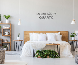 Imagem da campanha Mobiliário Quarto