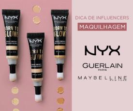 Imagem da campanha Maquilhagem Dica das Influencers