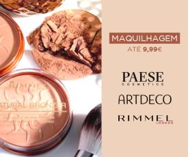 Imagem da campanha Especial Maquilhagem até 9,99€