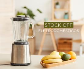 72H! Stock Off Eletrodomésticos