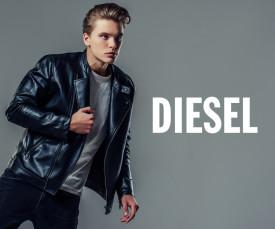 Imagem da campanha Diesel