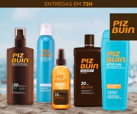 Imagem da campanha MEGA CAMPANHA PIZ BUIN 72H