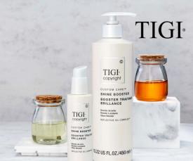 Imagem da campanha TIGI