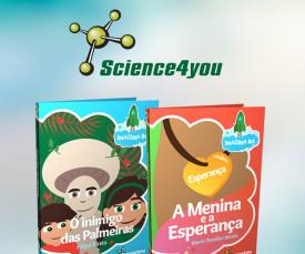 Science4You Livros e diversão!