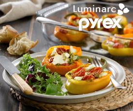 Imagem da campanha 72H Pyrex & Luminarc