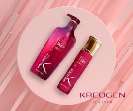 Imagem da campanha KREOGEN - KERATIN PROFISSIONAL