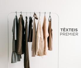 Imagem da campanha Têxteis Premier