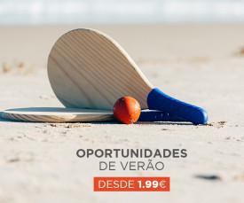Verão à porta! Oportunidades desde 1.99eur