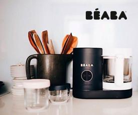 Imagem da campanha Beaba