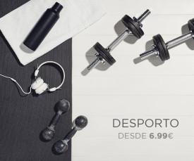 Imagem da campanha Especial Desporto!! desde 6.99eur