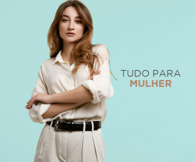 Imagem da campanha Tudo para Mulher Entrega 72h