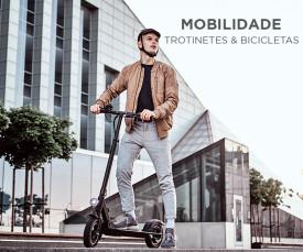 Mobilidade ! Trotinetes e Bicicletas