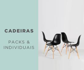 Imagem da campanha 72H Cadeiras - Pack's e Individuais a preços Loucos desde 4,99Eur