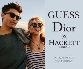 Imagem da campanha Óculos de Sol Top Marcas