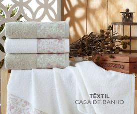 Imagem da campanha Têxtil Casa de Banho
