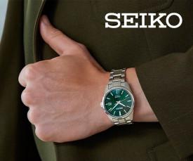 Imagem da campanha Seiko