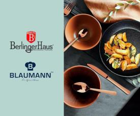 Imagem da campanha 72H Berlinger & Blaumann - Trens de Cozinha desde 3,99Eur