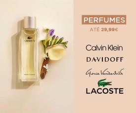 Imagem da campanha Perfumes até 29,99€