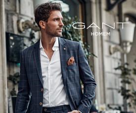 Imagem da campanha Gant Homem Novidades Primavera