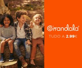 Imagem da campanha Girandola Tudo a 2,99€ 72h