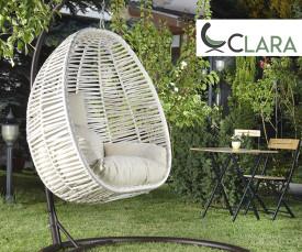 Imagem da campanha Clara - Mobiliário Exterior
