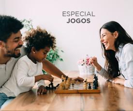 Imagem da campanha Especial Jogos!