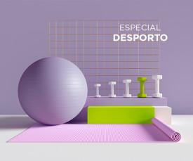 Imagem da campanha Especial Desporto desde 2,99€