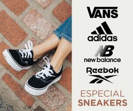 Especial Sneakers Entrega em 72H