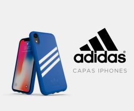 Imagem da campanha Adidas !!! Capas para Smartphones Apple desde 14,99 Eur!!
