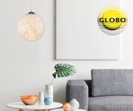 Imagem da campanha Globo Lighting