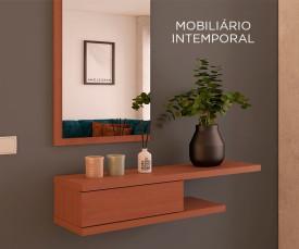 Imagem da campanha Mobiliário Intemporal