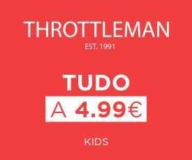 Throttleman Kids Tudo a 4,99€