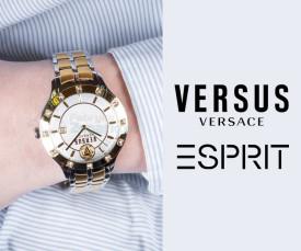 Imagem da campanha Esprit e Versus