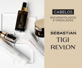 Imagem da campanha Cabelo Encaracolado e Ondulado