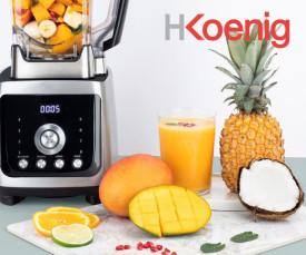 Imagem da campanha HKoening Pequenos Eletrodomésticos