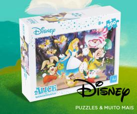 Puzzles Disney e muito mais!