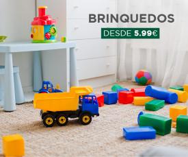 Dia da Criança! Brinquedos desde 5.99eur