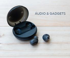 Imagem da campanha DAM Áudio e Gadgets! As melhores oportunidades